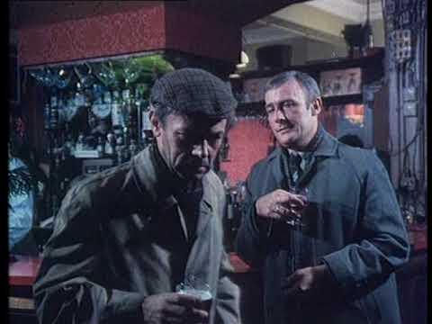 2000: Edward Woodward about Callan