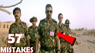 57 Huge Mistakes In  - PARMANU Full Movie  John Abraham, Diana Penty  Galti Se Mistake Ep 37