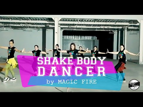 Shake Body Dancer | Retro | Dance Fitness | Dance to live