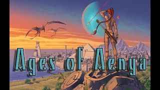 Ages of Aenya Book Trailer