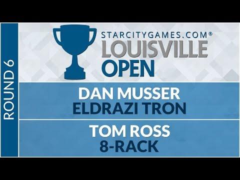 SCGKY - Round 6 - Dan Musser vs Tom Ross [Modern]