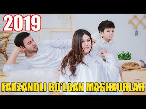 2019-yilda Farzandli Bo'lgan MASHXURLAR ...