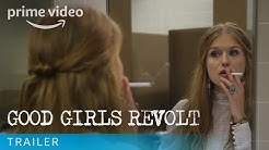 Good Girls Revolt - Launch Trailer | Prime Video