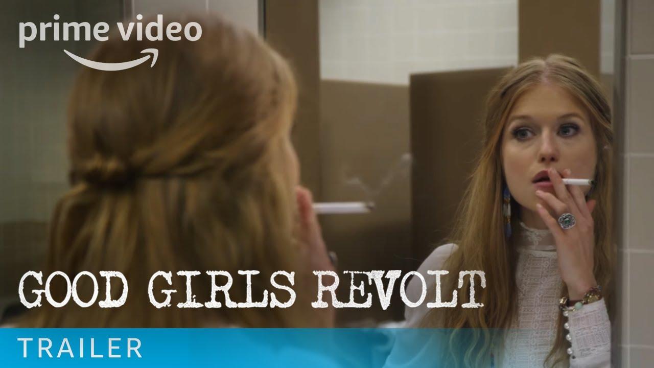 Download Good Girls Revolt - Launch Trailer | Prime Video