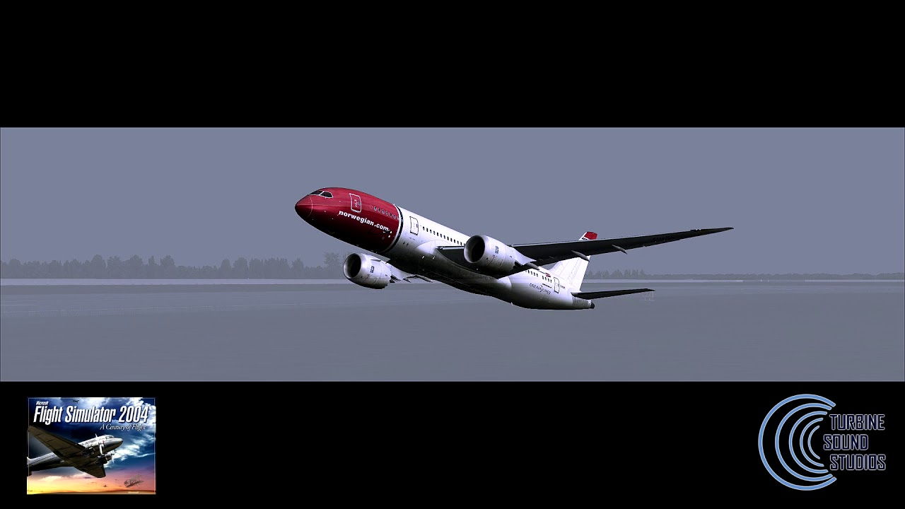 TSS - Boeing 787-RR-1000 - preview