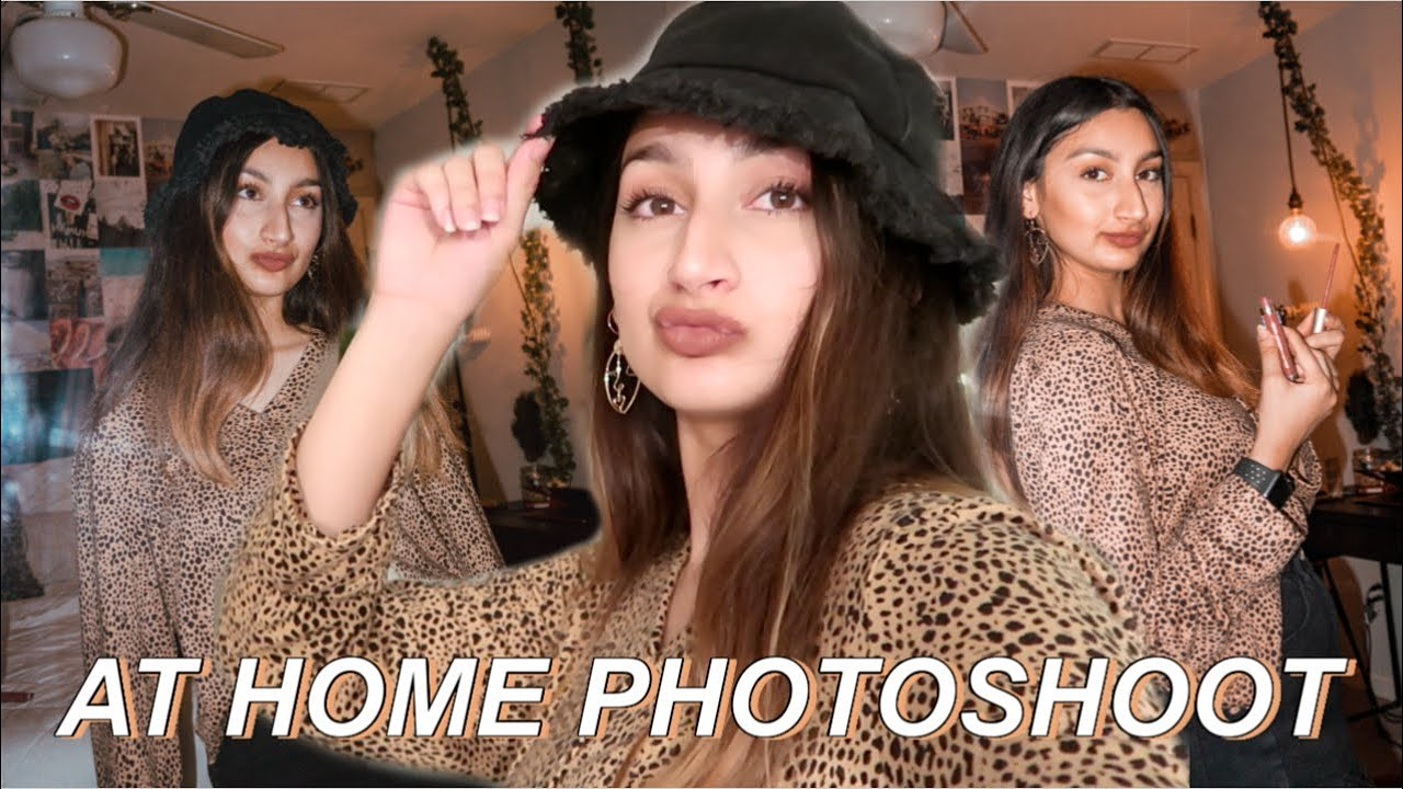 At Home Photoshoot Ideas Self Timer Tips Pose Ideas For Instagram Photos Youtube