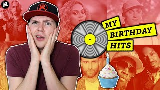 Reacting to Every Song That Hit #1 On My Birthday