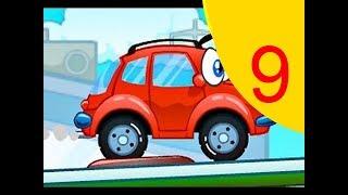 Мультфильм для детей про МАШИНКИ Машинка Вилли сер...