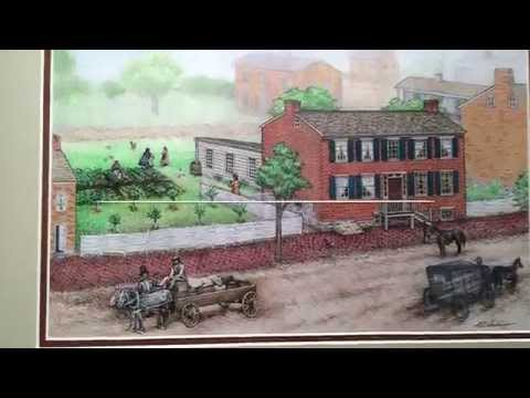 Shriver House Museum Tour - Gettysburg