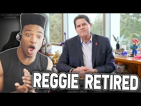 ETIKA REACTS TO REGGIE RETIRING & BEST REGGIE MEMES