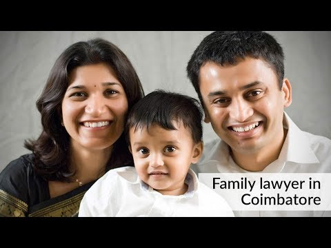 Family lawyer in Coimbatore