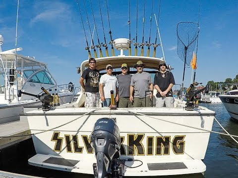Lake Erie Walleye Fishing