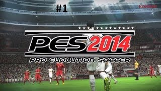 Pes 2014 Gameplay ITA Multiplayer  #1 [HD-1080P][PS3]