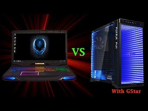 is a desktop better than a laptop