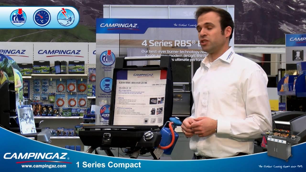 Gasgrill  1 Series Compact EX CV Campingaz
