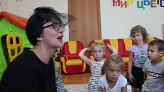 """Детский сад """"Премьер"""". Шапокляк. Средняя группа."""
