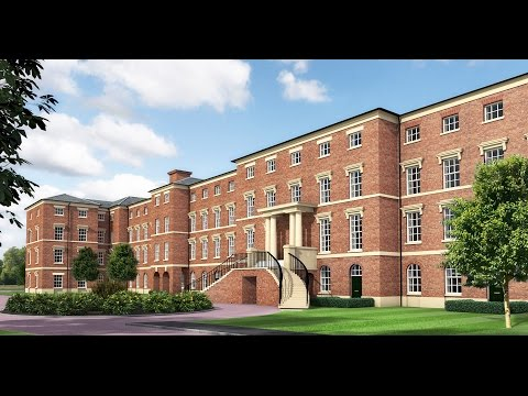 Shropshire Homes - The Apartments @ St georges mansions , Stafford by Showhomesonline