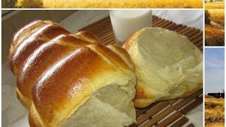 Рецепт - Японский молочный хлеб