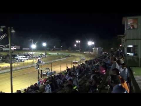 Dixieland Speedway - Sportsman Race - July 26, 2013