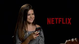 13 Reasons Why | Entrevista Maisa
