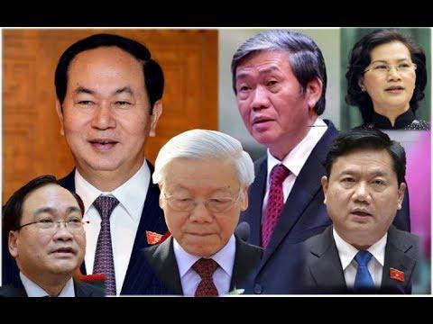 Đảng tăng kỷ luật và 'tham nhũng quyền lực'