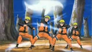 Wind Style : Rasen Shuriken First Time Sucessfull.mp4
