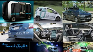 Driverless Car Technology [Part 1] - TechTalk With Solomon S9 Ep.2  | Talk Show