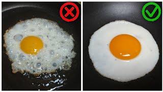 Gambar cover Cara Membuat Telur Ceplok Rapi dan Tidak Bergelembung    Trik Rahasia Dapur Mamika