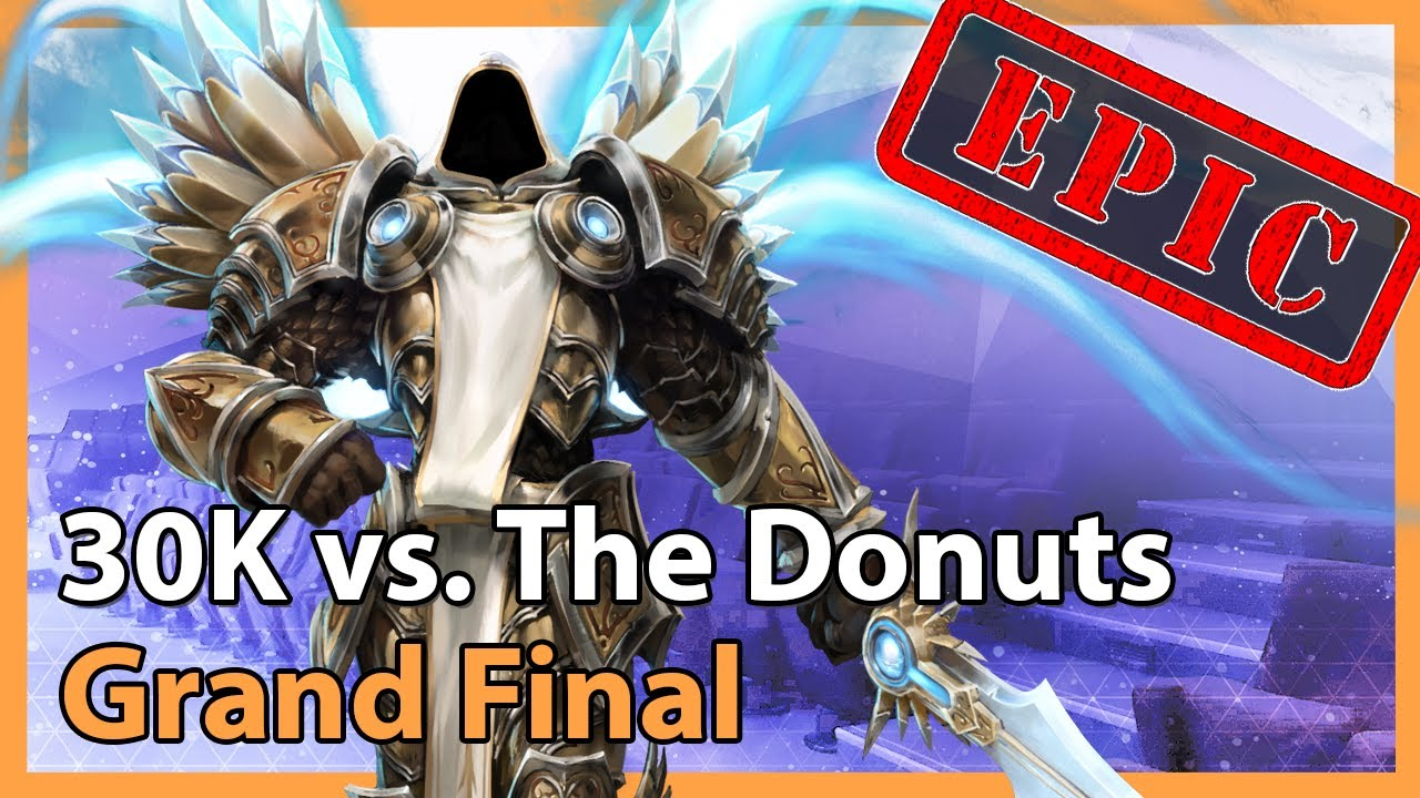 Grand Final: 30K vs. Hardos - Heroes of the Storm 2021