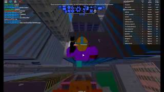 testing the new rainbow UI! (roblox parkour)