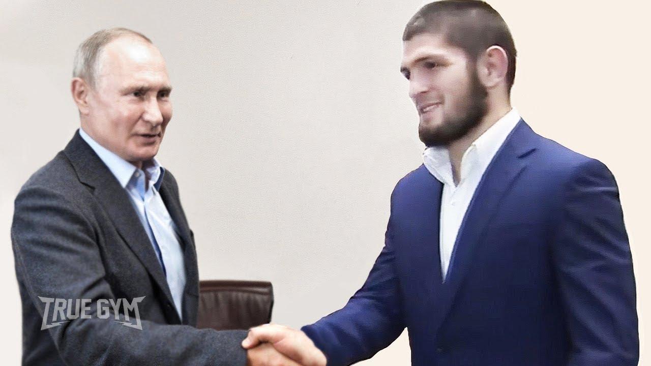 Хабиб разобрал бой против Порье / Реакция Путина