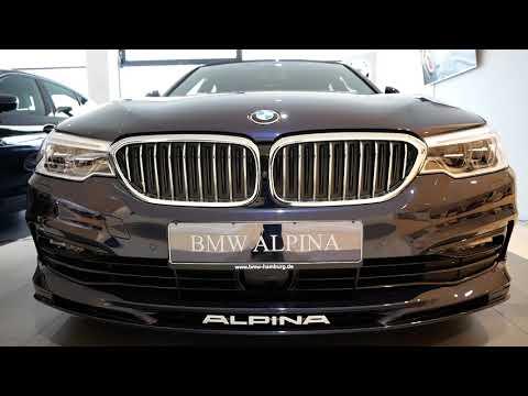 2020 New BMW Alpina D5 S Limousine Switch Tronic
