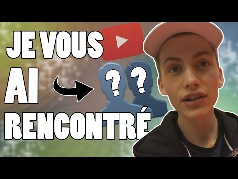 Thumbnail: JE VOUS AI RENCONTRÉ :0 ! (Vlog Video City) - TIM