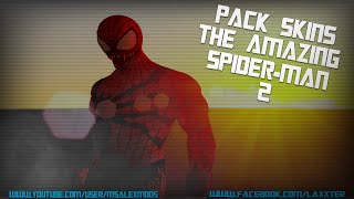 Game | Pack Skins The Amazing Spider Man 2 The Game | Pack Skins The Amazing Spider Man 2 The Game