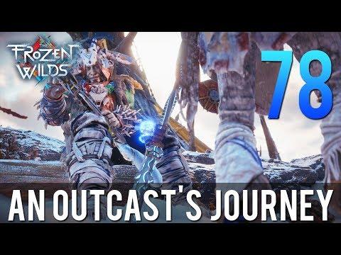 [78] An Outcast's Journey (Let's Play Horizon Zero Dawn: The Frozen Wilds DLC w/ GaLm)
