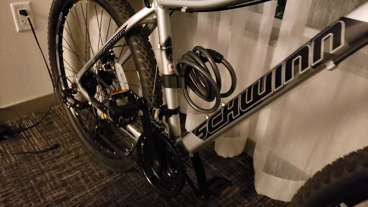 Repeat Review of schwinn 27 5 aluminium comp by The Mondo