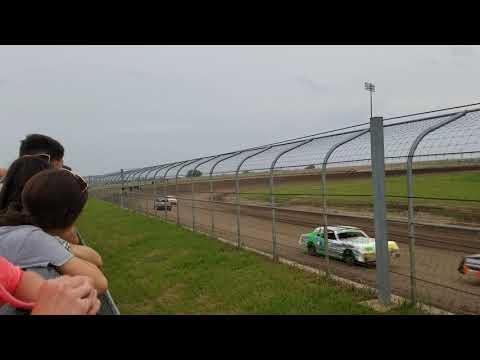 5-25-19 Junction Motor Speedway Hobby Stock Heat Adam Faller