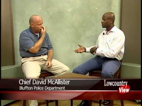 Lowcountry View with Earl Yates/ guest Chief David McAllister
