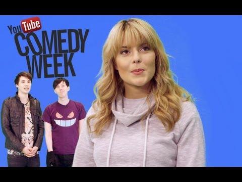 YouTube Comedy Week - Saturday Rundown (#6 of 6)