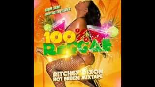 100% REGGAE MIX /BEST OF 2014/ HOT BREEZE MIX by Ritchey Dixon