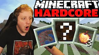 "Minecraft Hardcore - S4E75 - ""INSANE LUCK"" • Highlights"