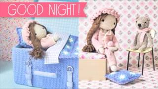 My Crochet Doll | Cute Crochet Patterns Book