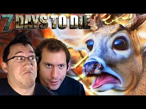 EXPLODING ANIMALS | 7 Days to Die #18