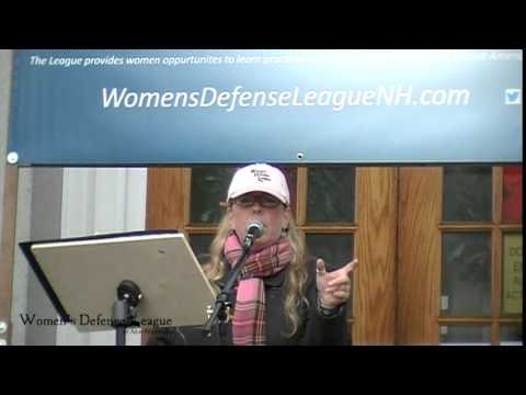 Women's Defense League of New Hampshire 6 December 2014
