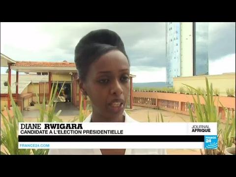 Présidentielle au Rwanda : L'opposante Diane Rwigara souhaite être candidate