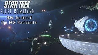 Star Trek Fleet Command | Building The ECS Fortunate