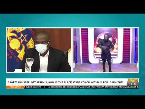 Fire 4 Fire on Adom TV (23-7-21)