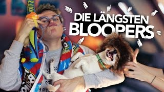 DIE LÄNGSTEN BLOOPERS ALLER ZEITEN | Joey's Jungle