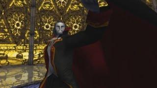 Dracula Boss from Castlevania - Evolution Skateboarding (PS2)