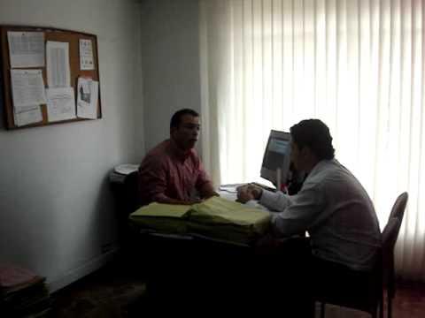 INTERVIEW LEONARDO ACOSTA AND MAURICIO GIRALDO